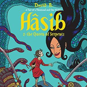 hasib and the queen of serpents